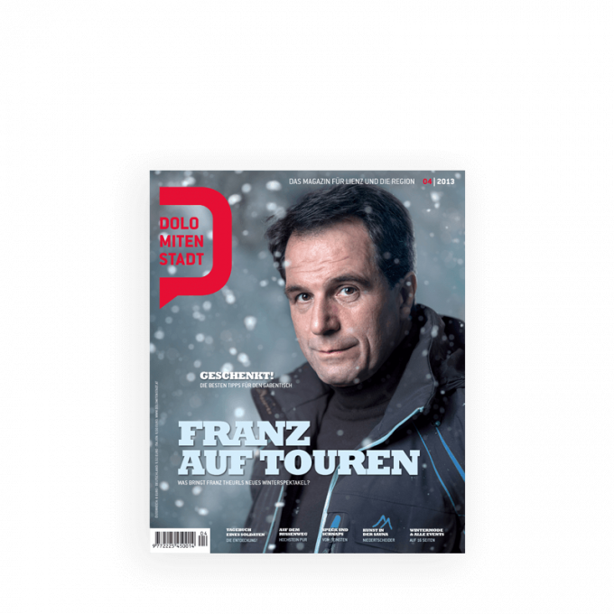 Dolomitenstadt Magazin
